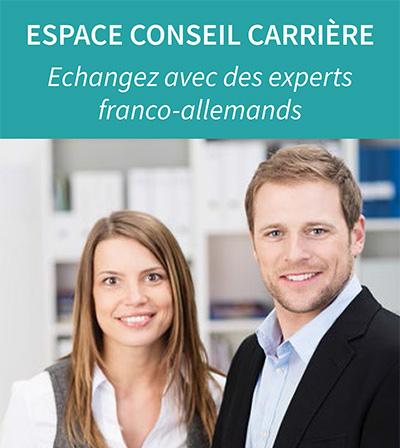 Espace Conseils Carrière